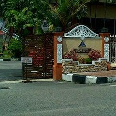 Photo taken at Lembaga Hasil Dalam Negeri (LHDN) by Kamarul A. on 8/22/2012