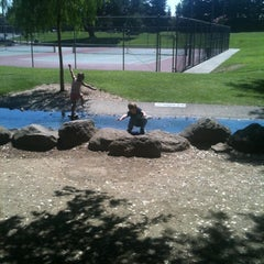 Photo taken at Serra Park by Jason C. on 9/6/2011