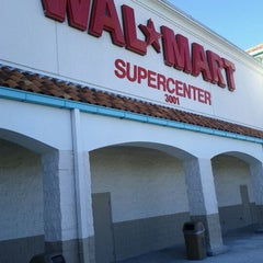 Photo taken at Walmart Supercenter by David S. on 1/3/2012