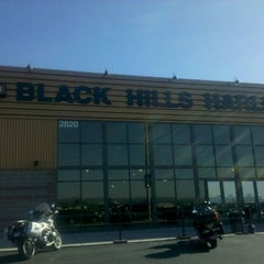 Photo taken at Black Hills Harley-Davidson by Dawn H. on 9/8/2011