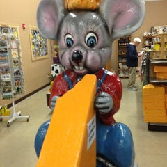 Photo taken at Mars Cheese Castle by Steven P. on 4/18/2012