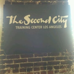 Photo taken at Second City Hollywood by MzSocial B. on 1/7/2012