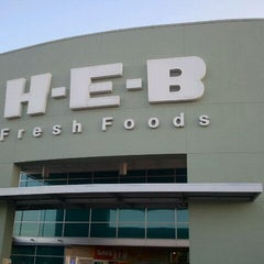 Photo taken at H-E-B by Andrew R. on 11/16/2011