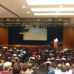 Photo taken at Mission Bay Conference Center by Stefan P. on 6/28/2012