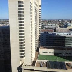 Photo taken at Sheraton Philadelphia Downtown Hotel by Chris W. on 10/16/2011