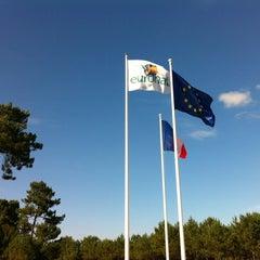 Photo taken at Euronat by Mathieu M. on 7/28/2012