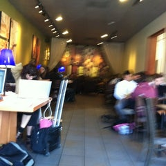 Photo taken at Starbucks by Bobby V. on 2/26/2012