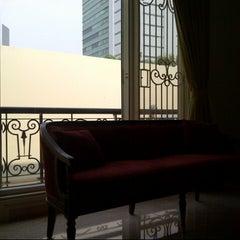 Photo taken at Jl. Denpasar by Agus S. on 8/22/2012