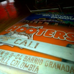 Photo taken at Hooters by Monica D. on 7/15/2012