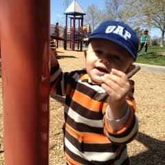 Photo taken at Kemp Park by Natasha S. on 4/6/2012