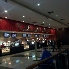 Photo taken at Cinemark by Daniel C. on 5/4/2012