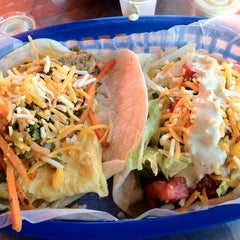 Photo taken at Torchy's Tacos by Elizabeth F. on 3/12/2012
