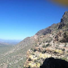 Photo taken at Usery Mountain Regional Park by Marisa E. on 3/15/2012