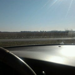 Photo taken at Town of Sheridan by Justin A. on 3/9/2012