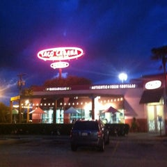 Photo taken at Taco Cabana by Michelle B. on 4/12/2012