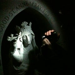 Photo taken at St. Augustine Cemetery by Daniel B. on 4/30/2012