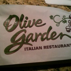 Photo taken at Olive Garden by Troy M. on 3/2/2012
