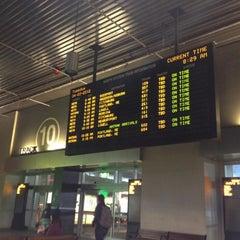 Photo taken at MBTA North Station by Matt H. on 4/3/2012