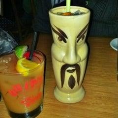 Photo taken at Hula's Island Grill & Tiki Room by Lex J. on 3/25/2012