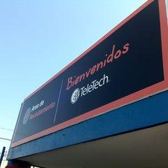 Photo taken at TeleTech by Oscar L. on 3/6/2012