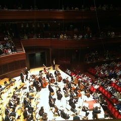 Photo taken at Kimmel Center for the Performing Arts by Rachael H. on 5/4/2012