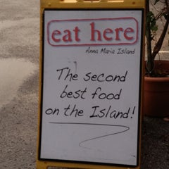 Photo taken at Eat Here by Klaus D. on 7/11/2012