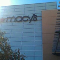 Photo taken at Macy's by Mae W. on 2/10/2012