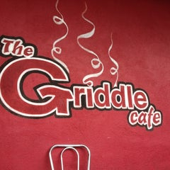 Photo taken at The Griddle Cafe by Eric C. on 2/20/2012