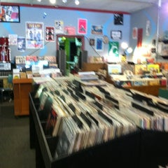 Photo taken at Goner Records by Josh B. on 7/16/2012