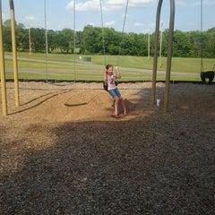 Photo taken at Travis Price Park by Deborah Clark L. on 5/4/2012
