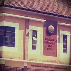 Photo taken at Fakultas Pertanian by iskandar_azmy on 8/22/2012