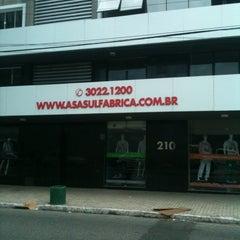 Photo taken at Asa Sul by Fernando Braga F. on 5/11/2012