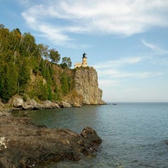 Photo taken at Split Rock Lighthouse by Kevin L. on 9/3/2012