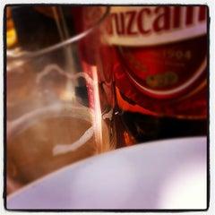 Photo taken at Bar El Miquete by Amaya R. on 4/7/2012