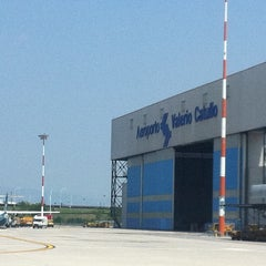 "Photo taken at Aeroporto di Verona ""Valerio Catullo"" (VRN) by Ldv 1. on 6/19/2012"