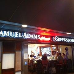 Photo taken at Sam Adams Bar by Renee on 4/18/2012