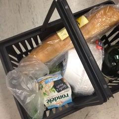 Photo taken at Safeway by Sarah O. on 2/21/2012