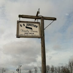 Photo taken at R&R Junction by Christina M. on 12/28/2011