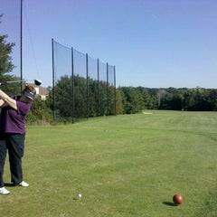 Photo taken at Pinecrest Golf Course by Andy K. on 10/7/2011