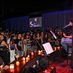 Photo taken at 7 Seas Bar by Eddy N. on 4/16/2012