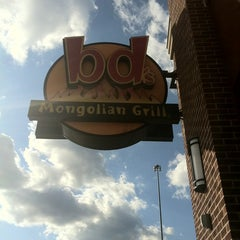 Photo taken at BD's Mongolian Grill by Misha K. on 10/16/2011
