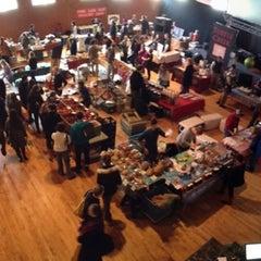 Photo taken at Somerville Winter Farmers Market by adam f. on 2/4/2012