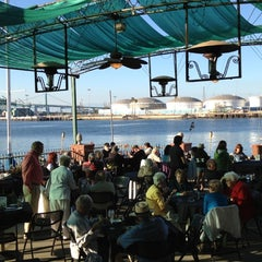 Photo taken at Ports O' Call Waterfront Dining Restaurant by Kate M. on 7/7/2012