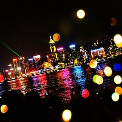 Photo taken at Symphony of Lights 幻彩詠香江 by Arvie R. on 8/30/2012
