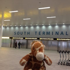 Photo taken at South Terminal by MeandGi F. on 6/11/2012