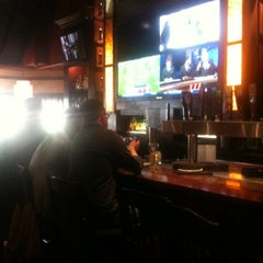 Photo taken at BJ's Restaurant and Brewhouse by Vik F. on 12/11/2011