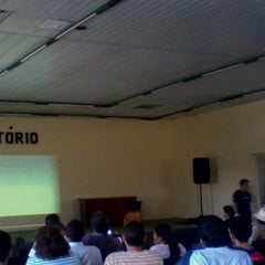 Photo taken at Centro de formação Cônego Pimentel by Andreson M. on 3/10/2012