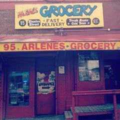 Photo taken at Arlene's Grocery by Derek W. on 11/27/2011