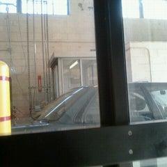 Photo taken at NJ DMV Inspection Station by Michelle S. on 11/2/2011