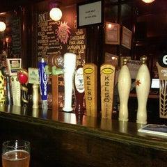 Photo taken at Roebling Inn by Mina V. on 7/13/2011